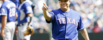 Could signing Bartolo Colon make sense for the Orioles if baseball returns?