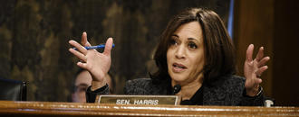 Who Would Replace Harris in the Senate? Let the Jockeying Begin