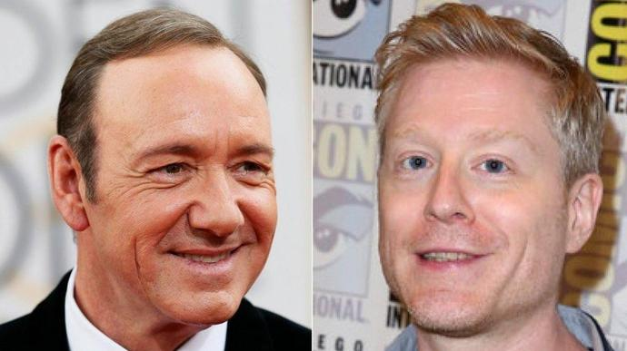 Celebrities React With Fury Over Kevin Spacey's Apology To Anthony Rapp