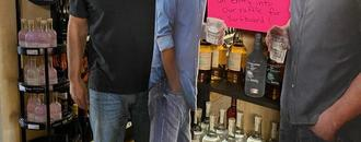George Clooney Surprises Boston Locals During Tender Bar Filming, Takes Photo with His Cardboard Cutout