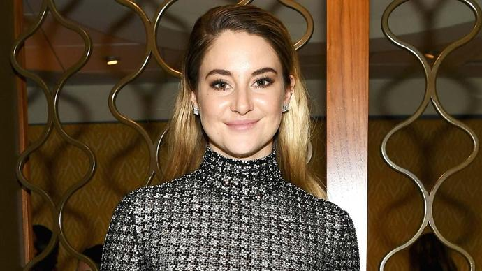 Shailene Woodley Says She Only Ate 350 Calories A Day And Drank Wine