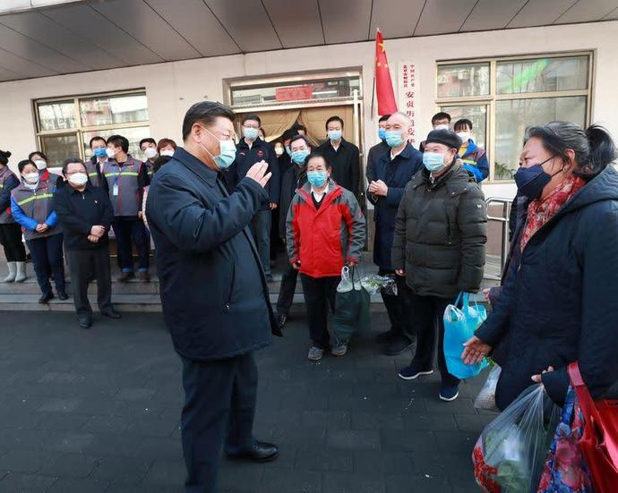 As coronavirus takes economic toll, Xi says China to prevent major layoffs