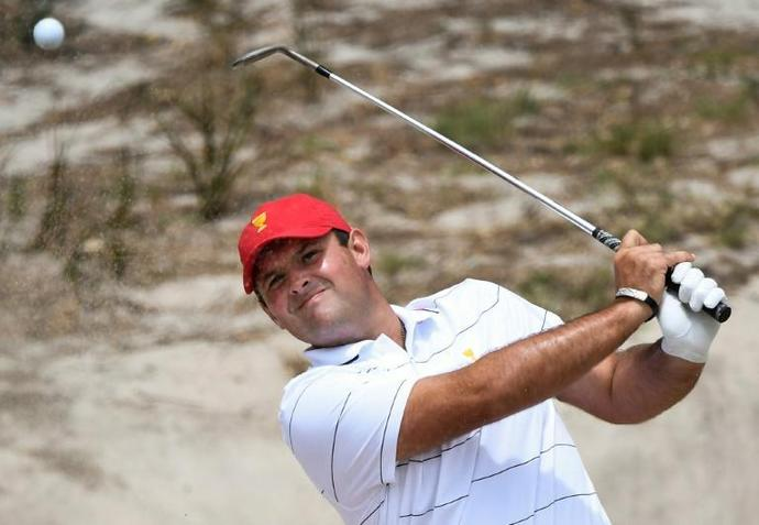 Jeered: Patrick Reed
