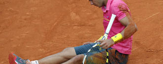 AP Was There: Nadal