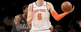 Kristaps Porzingis reportedly gave Knicks wish list of trade destinations: Nets, Clippers, Heat, Raptors
