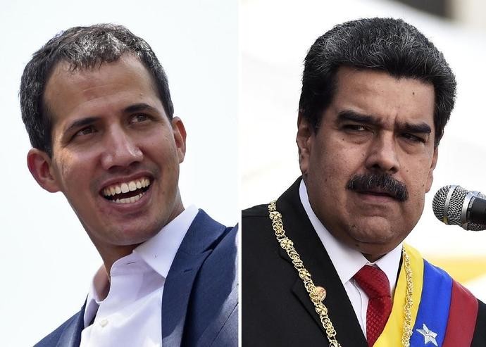 Representatives of Venezuelan President Nicolas Maduro and opposition leader Juan Guaido are set to have their first face-to-face meetings in Oslo