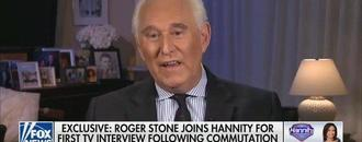 Roger Stone Says the System Is