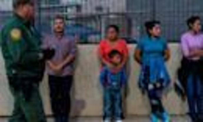 US sends asylum seekers to Mexico\