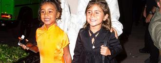Inside North West and Penelope Disick