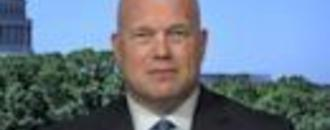 Former Acting Attorney General Matthew Whitaker on DOJ evidence that extremist groups are behind violent riots