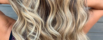 """Iced Mocha"" Balayage Is the Bronde Hair Color for Summer"