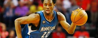 Timberwolves star Wiggins to donate $22 for every point this NBA season
