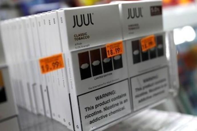 Juul raises $325 million in equity and debt financing for global expansion