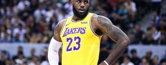After backlash, LeBron James says he