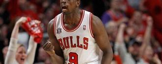 Luol Deng retiring by signing with Bulls