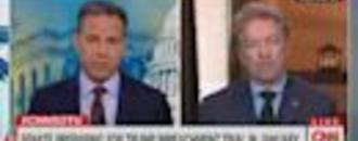 Tapper Grills Rand Paul on Ukraine: You Really Think Trump