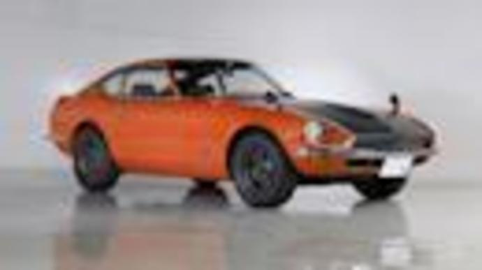 A 1970 Nissan Z Sells for $805,000 to Become One of the Most Expensive Japanese Cars Ever Auctioned