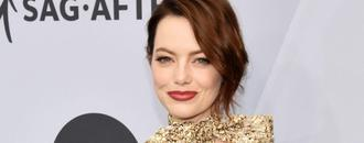 Emma Stone Injures Shoulder After Slipping on the Floor