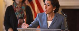 Rhode Island Governor Announces National Guard Will Go