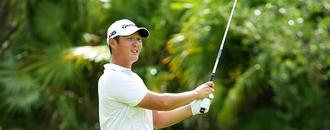 Lee (62) opens up early lead at Mayakoba Golf Classic