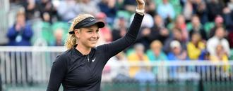 Playing on two surfaces, Vekic reaches Nottingham semis