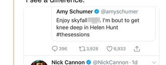 Sarah Silverman Responds to Nick Cannon Sharing an Old Tweet Where She Used Homophobic Language