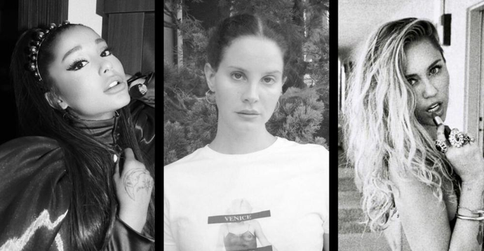 Ariana Grande, Lana Del Rey, and Miley Cyrus team up for new Charlie