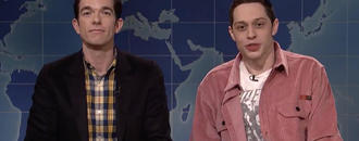 Pete Davidson Returns To
