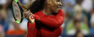 Serena thinking of slain sister shortly before lopsided loss