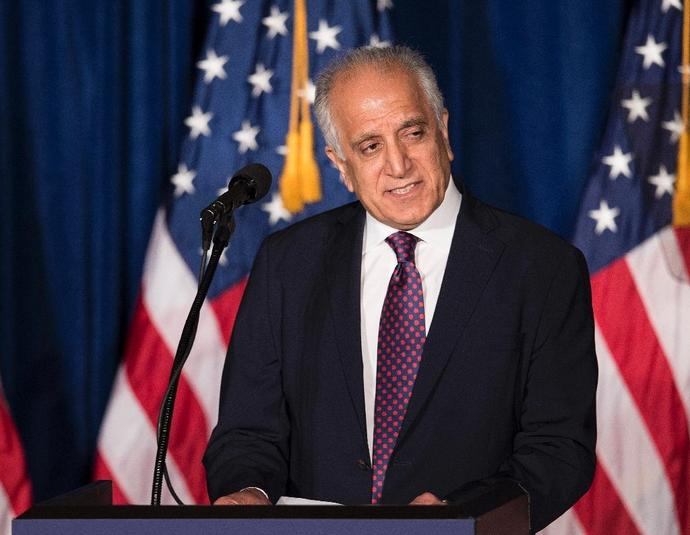 Former US ambassador to Afghanistan Zalmay Khalilzad has in recent months held meetings with Taliban officials in Qatar