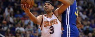 Suns send Dudley, second-rounder to Nets