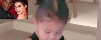 Travis Scott Posts Video of Baby Stormi Dancing to His Song - as Ex Kylie Jenner Watches