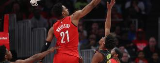 Hassan Whiteside had a lot of reasons not to go to Orlando, but he went