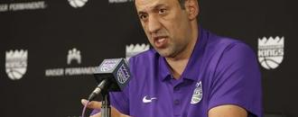 Vlade Divac steps down as Kings general manager