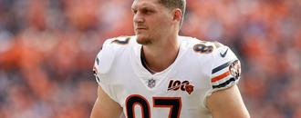 Bears Season in Review: Adam Shaheen