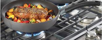 Thousands of Amazon reviewers call this the best non-stick cookware they