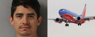 Houston man accused of fondling sleeping Southwest Airlines passenger