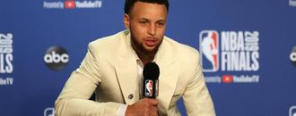 Steph Curry vows not to let Warriors