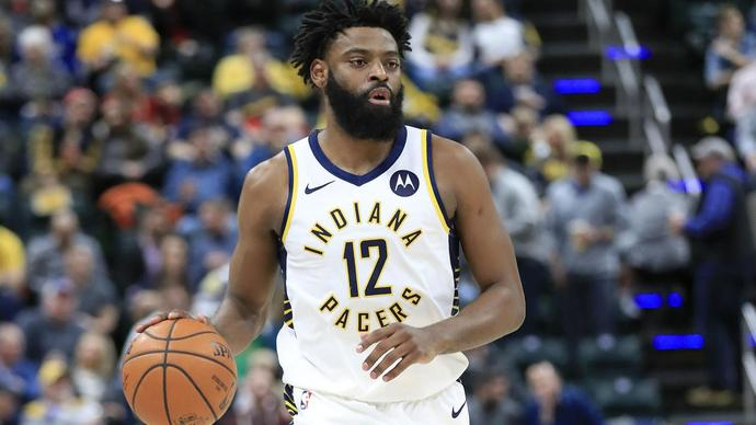 Pacers' Tyreke Evans receives two-year ban from NBA