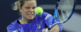 Clijsters loses to Muguruza during return to WTA Tour
