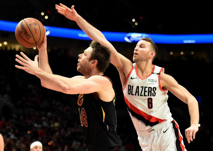 Nik Stauskas finds new NBA home in Cleveland