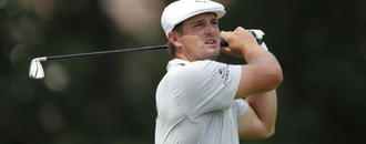 Bryson DeChambeau tied for early 2nd-round lead in Detroit