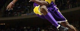 AP PHOTOS: Kobe Bryant