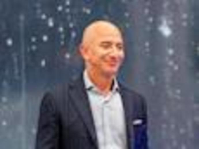 Jeff Bezos is the first person in history to be worth more than $200 billion. Here\
