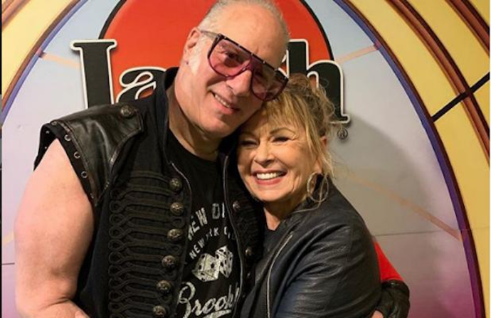 Roseanne Barr and Andrew Dice Clay Announce Comedy Tour