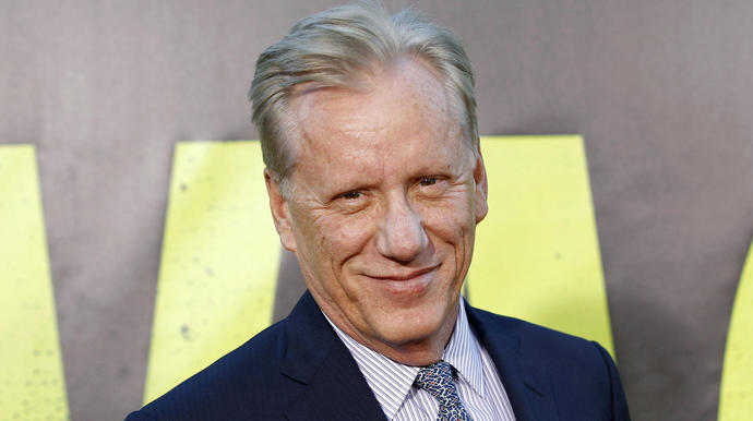 Outspoken actor James Woods has been locked out of his Twitter account after