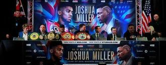 Boxing: New opponent for Joshua to be announced next week, promoter says