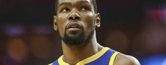 Durant talks injury, says team not better without him