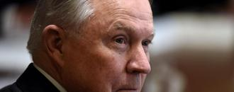 Jeff Sessions swings back at Trump for