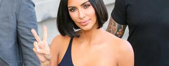 "Kim Kardashian Is So ""Obsessed"" with Death She Studied Mortuary Makeup"